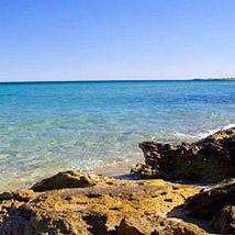 Spiaggia di Punta Asparano