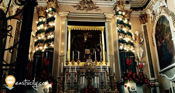 Altare Basilica S. Maria Maggiore