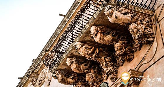 Modello Noto e barocco siciliano