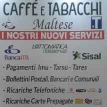 Caffè e Tabacchi Maltese