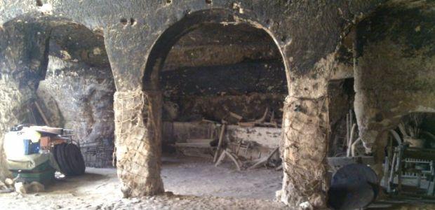 Basilica Ipogeica rupestre